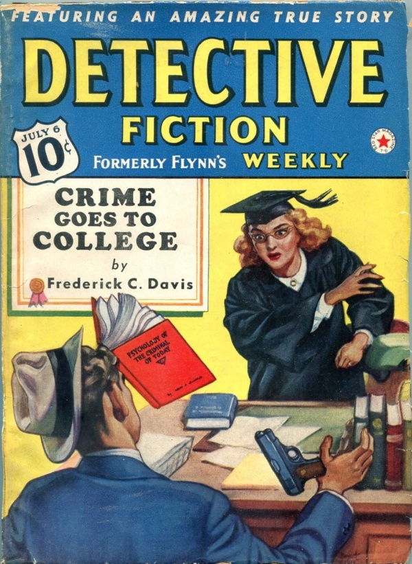 Detective Fiction Weekly July 6 1940