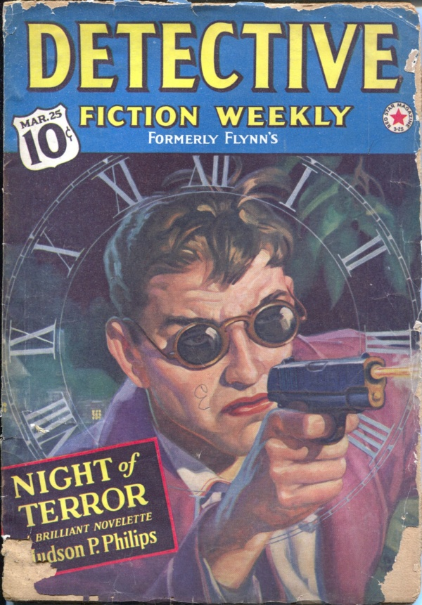 Detective Fiction Weekly March 25 1940