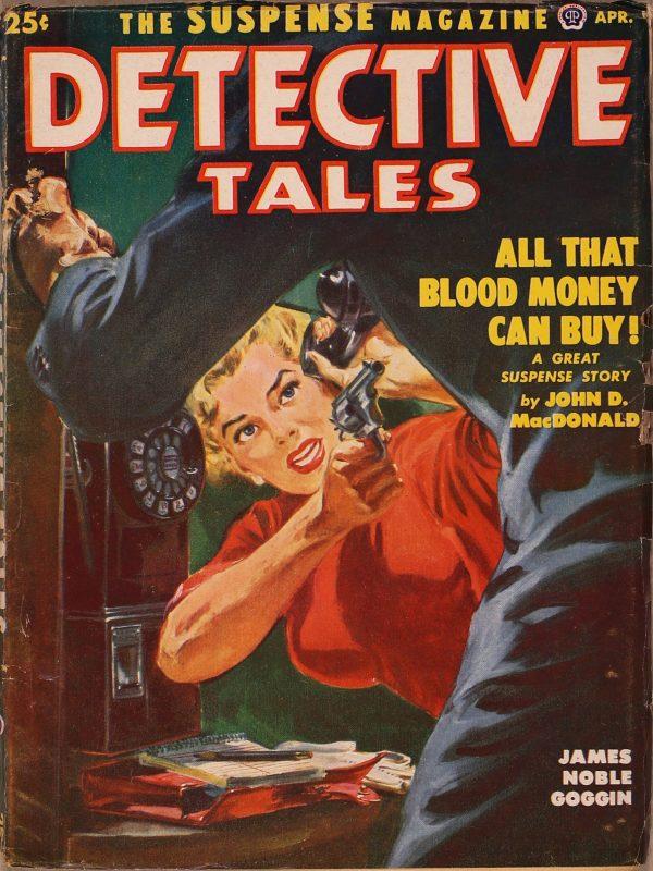 Detective Tales Apr 1952