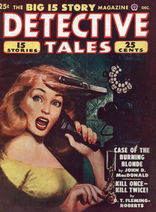 Detective Tales December 1949