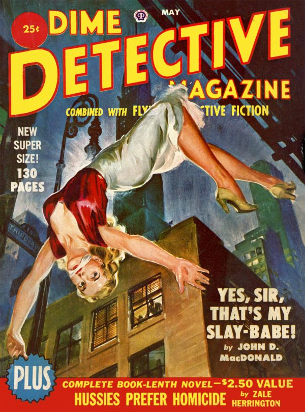 Dime Detective May 1950
