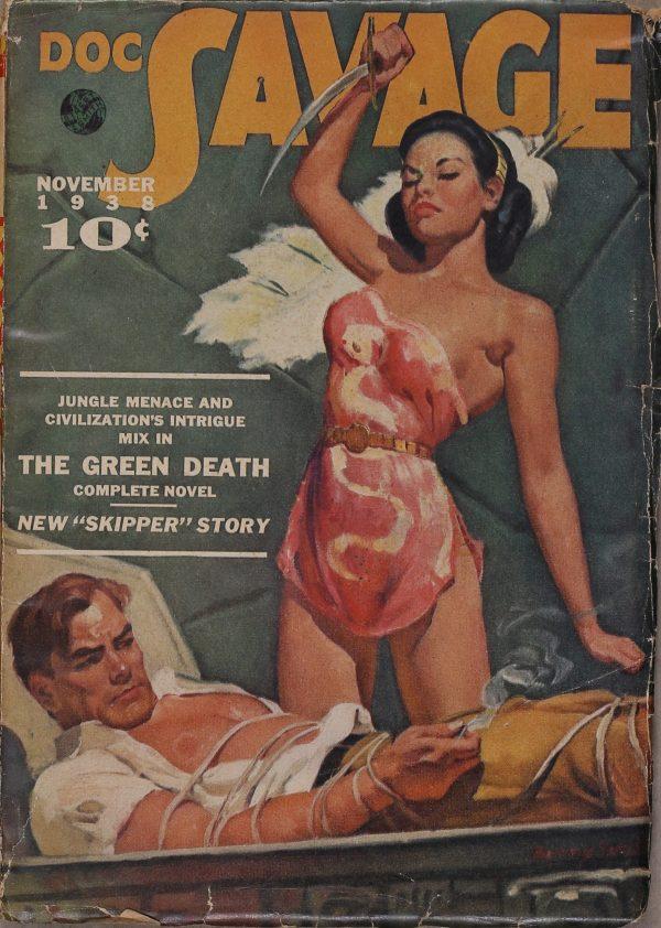 Doc Savage Nov 1938