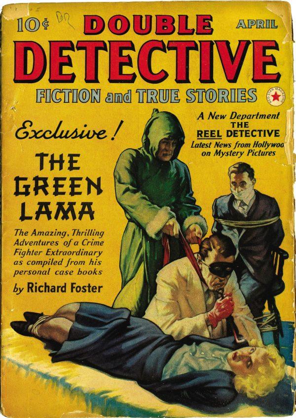 Double Detective 1940 April