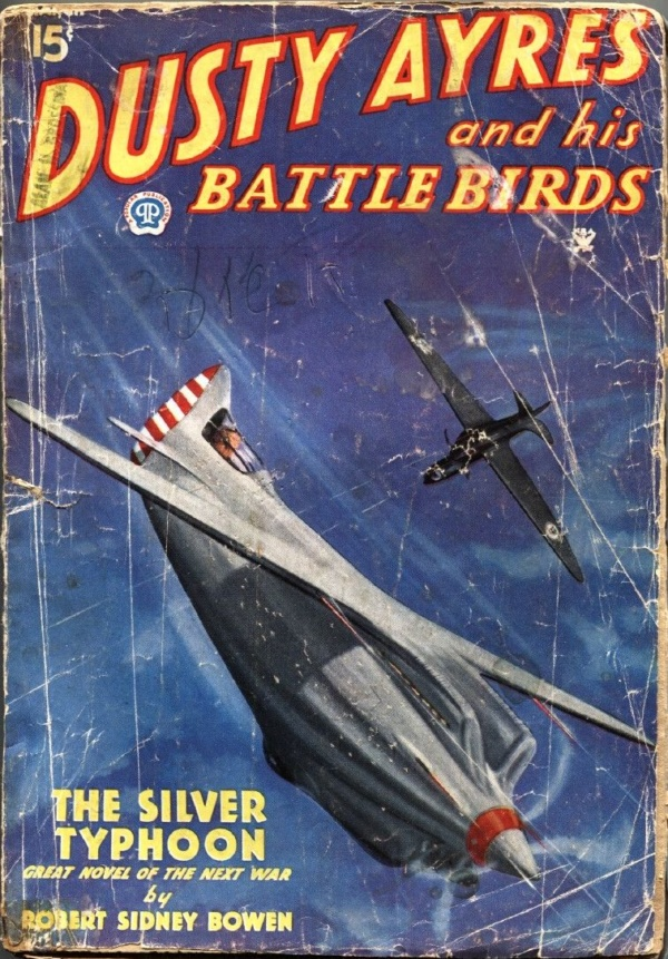 Dusty Ayres And His Battle Birds March 1935