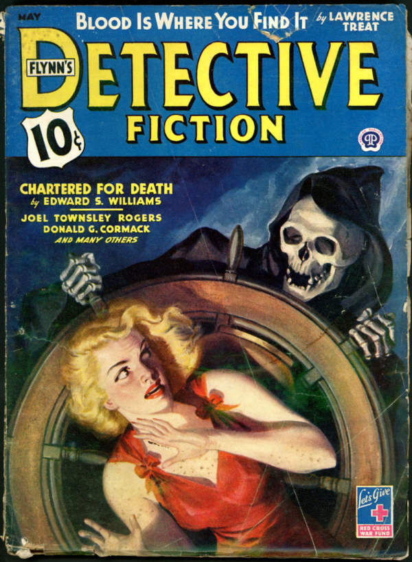 FLYNN'S DETECTIVE FICTION. May, 1944