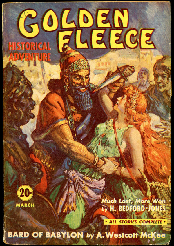 GOLDEN FLEECE. March, 1939
