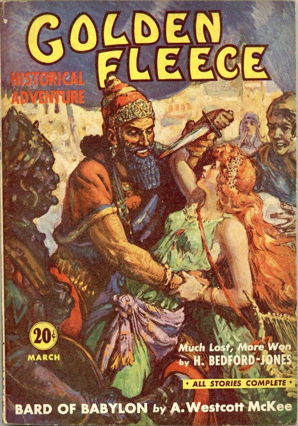 Golden Fleece Magazine March 1939