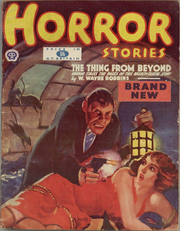 Horror Stories UK 1940