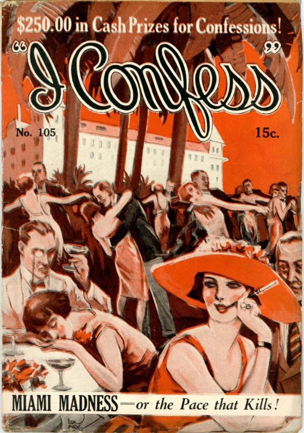 I Confess, January 29, 1926