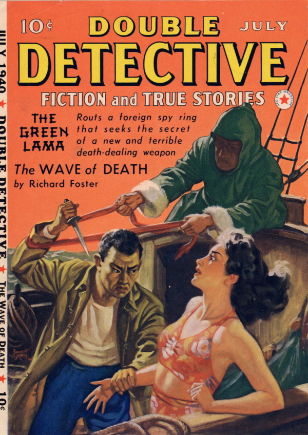 July 1940 Double Detective