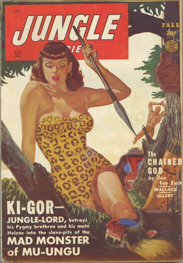 Jungle Stories Fall (Sep) 1949
