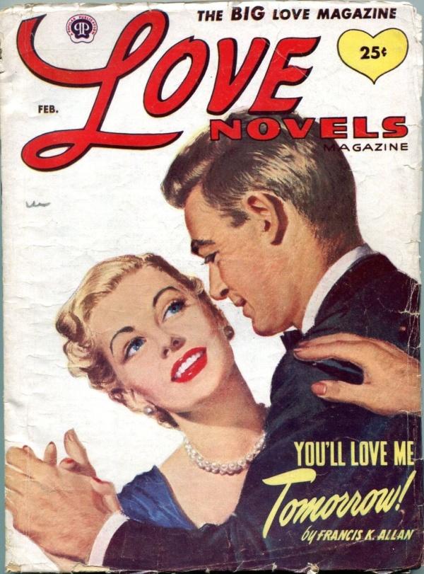 Love Novels February 1953