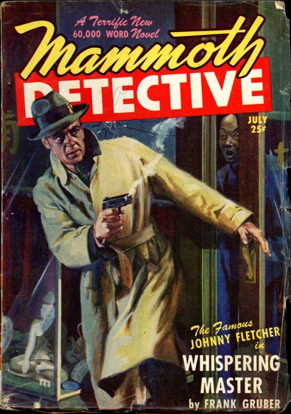 MAMMOTH DETECTIVE. July 1947