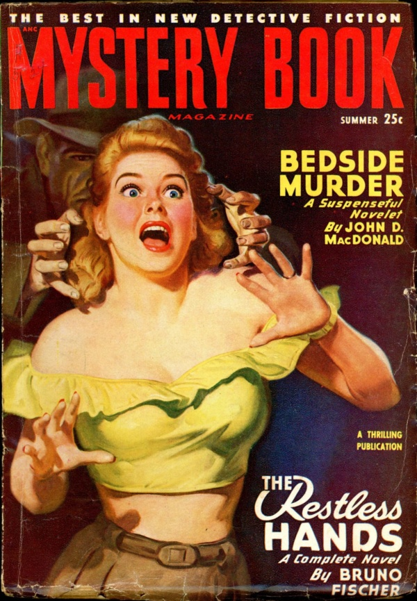 MYSTERY BOOK MAGAZINE. Summer 1949