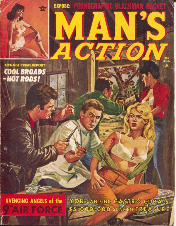 Man's Action August 1962