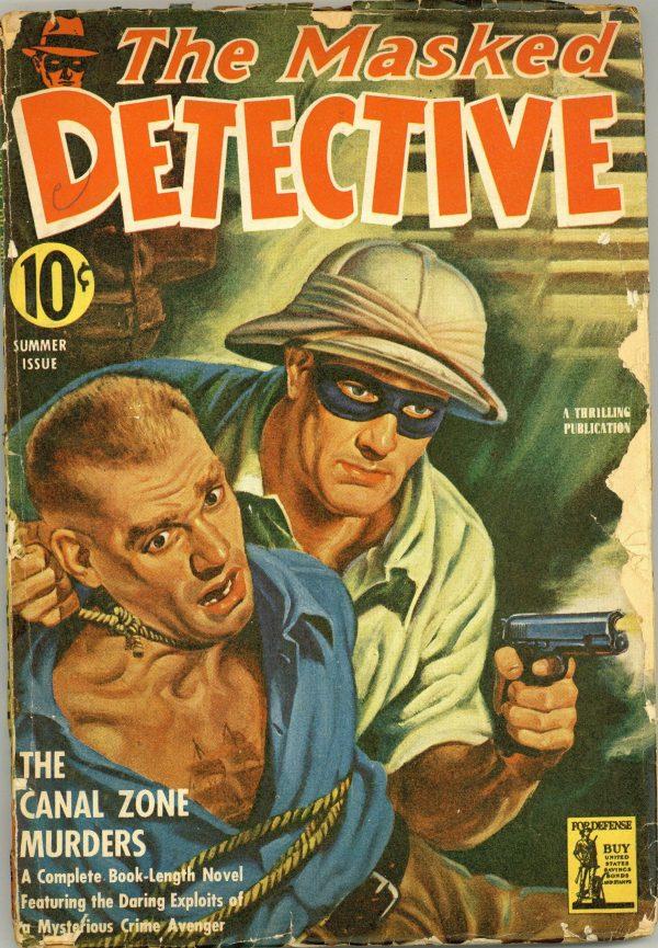 Masked Detective Summer 1942