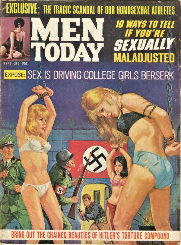Men Today Magazine September 1964