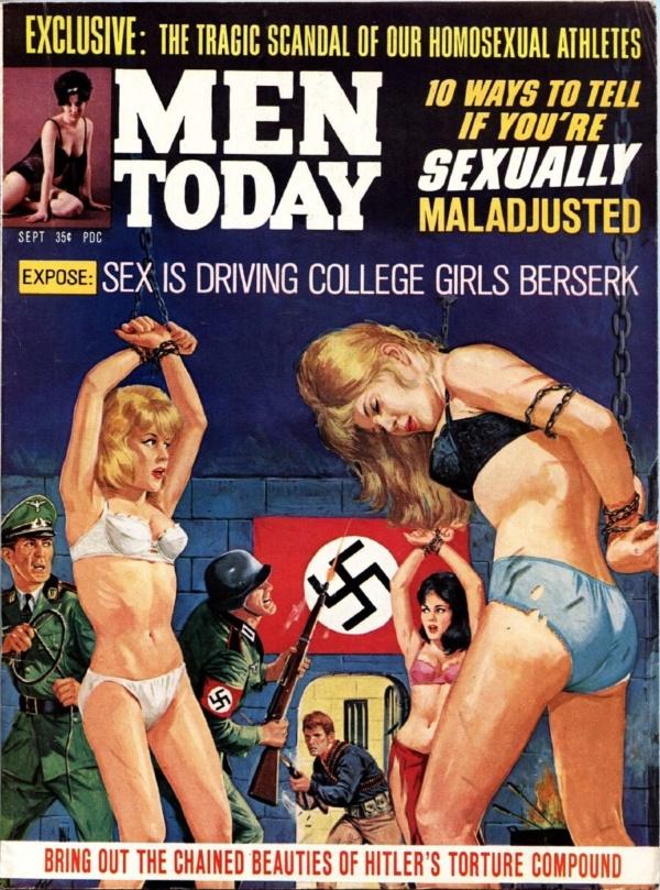 Men Today September 1964