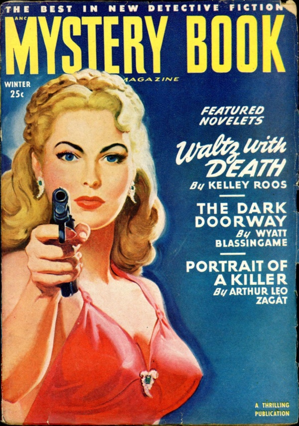 Mystery Book Magazine - Winter 1950