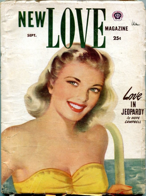 New Love September 1952