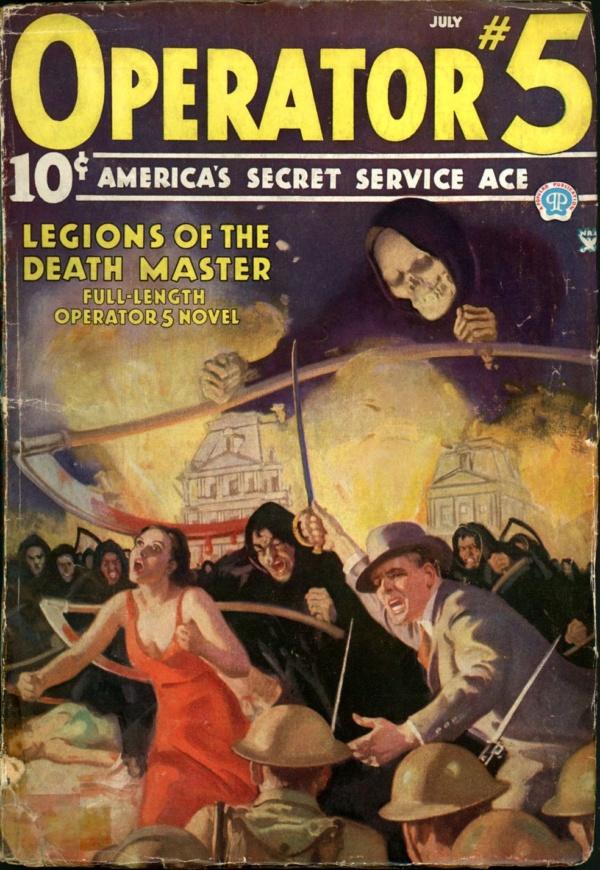 OPERATOR #5. July 1935