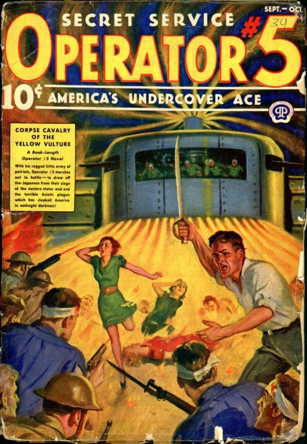 OPERATOR #5. September-October 1939