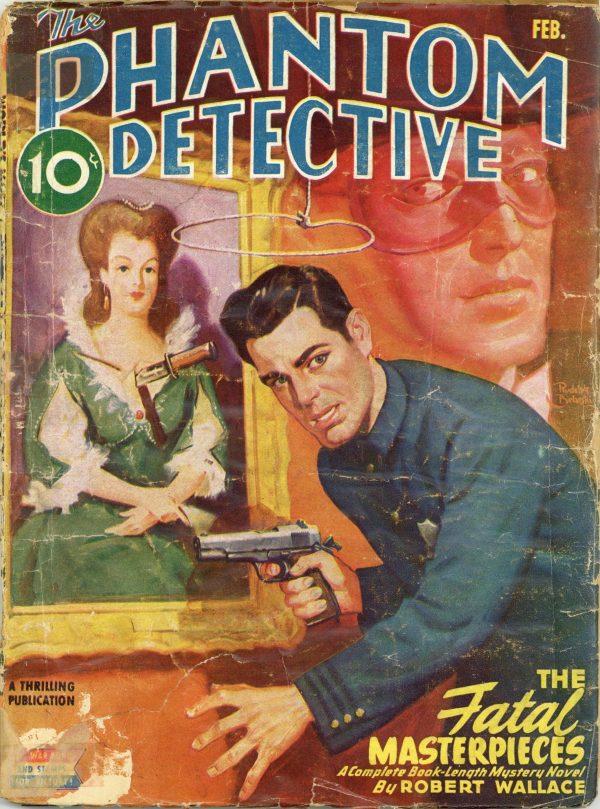 Phantom Detective February 1945