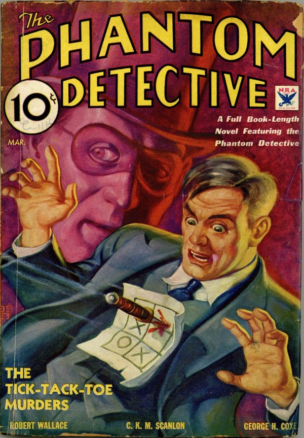 Phantom Detective March 1934
