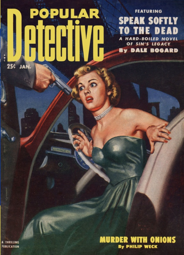 Popular Detective January 1952