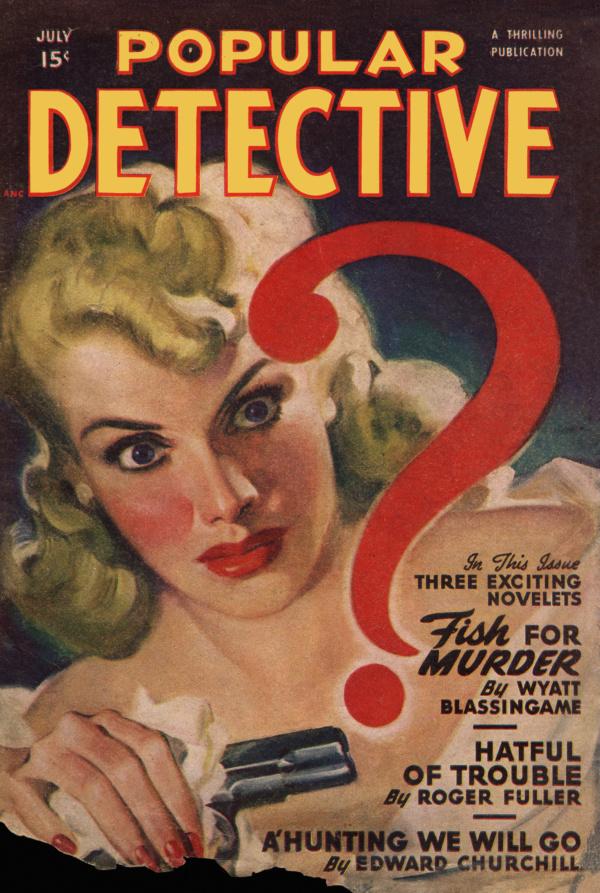 Popular Detective July 1948