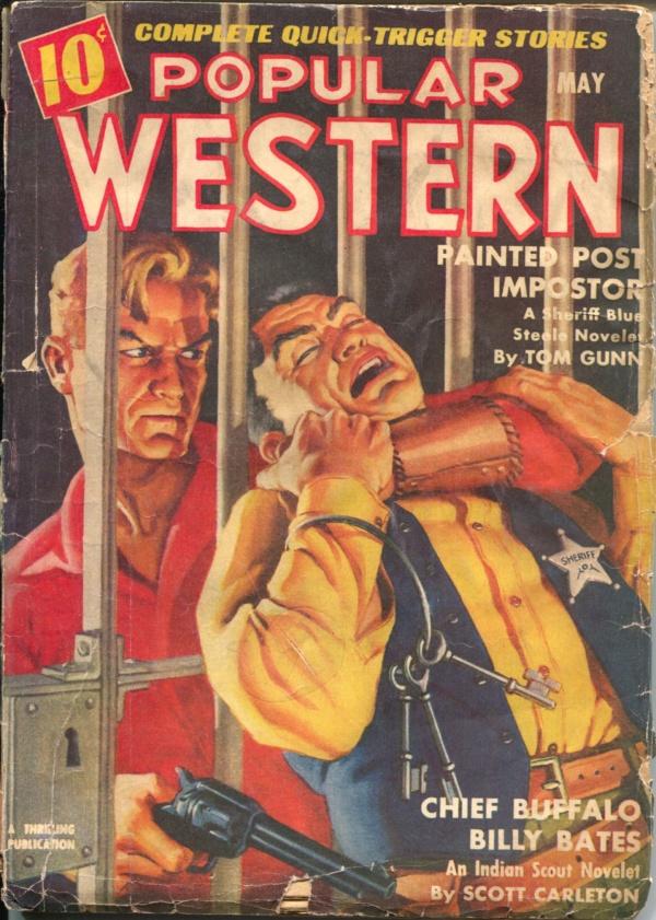 Popular Western May 1941