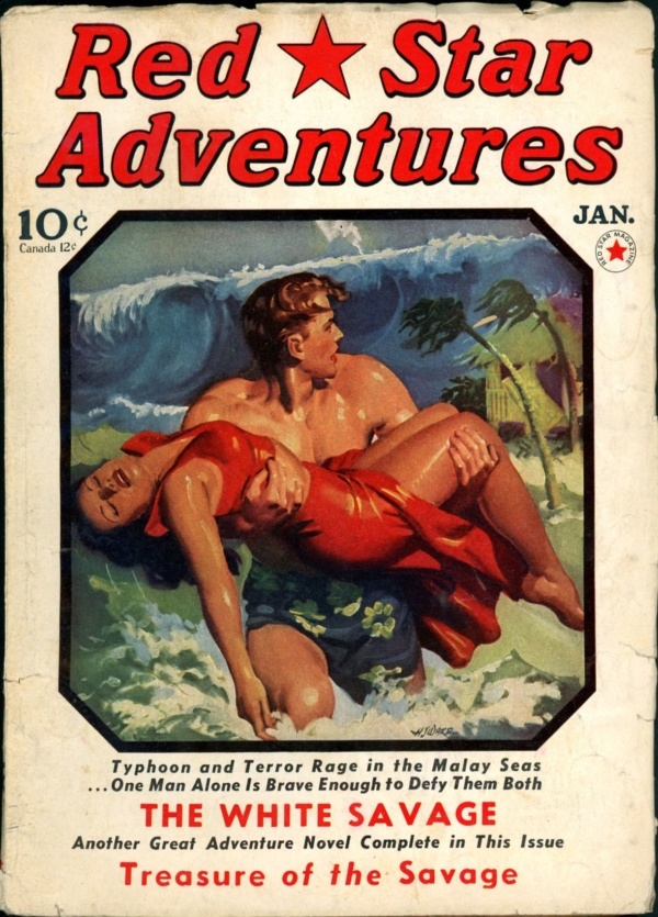 RED STAR ADVENTURES. January 1941