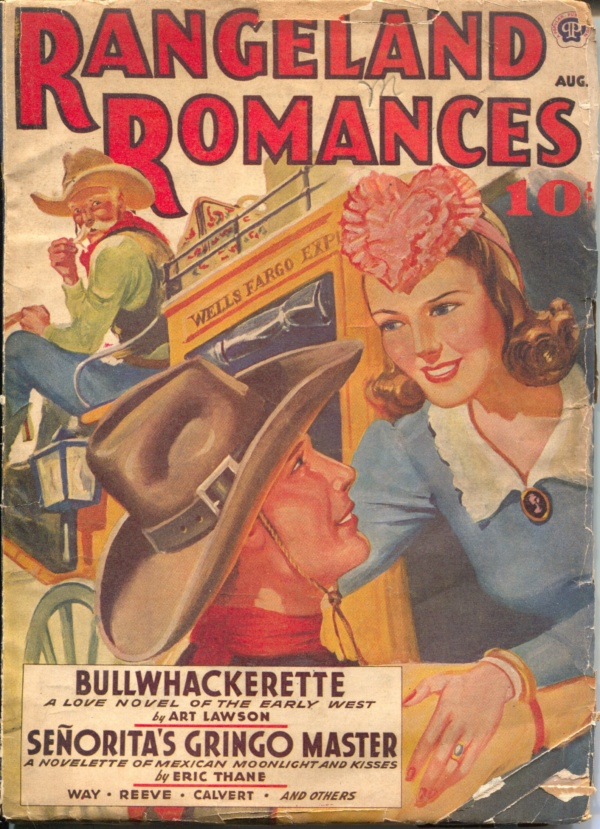 Rangeland Romances August 1942