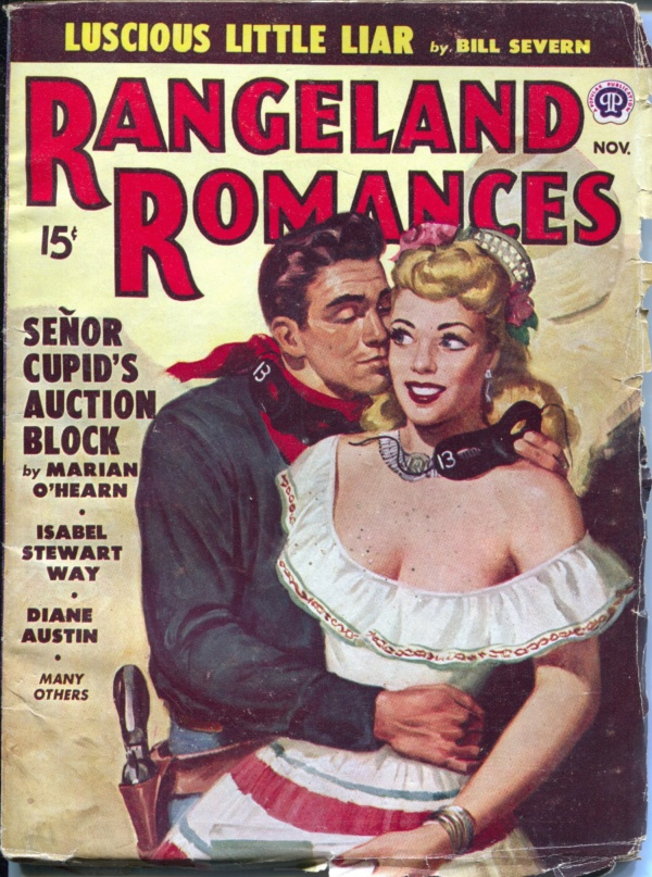 Rangeland Romances November 1948