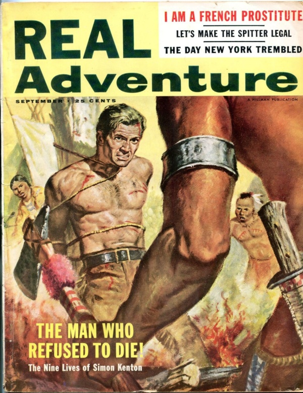 Real Adventure September 1957