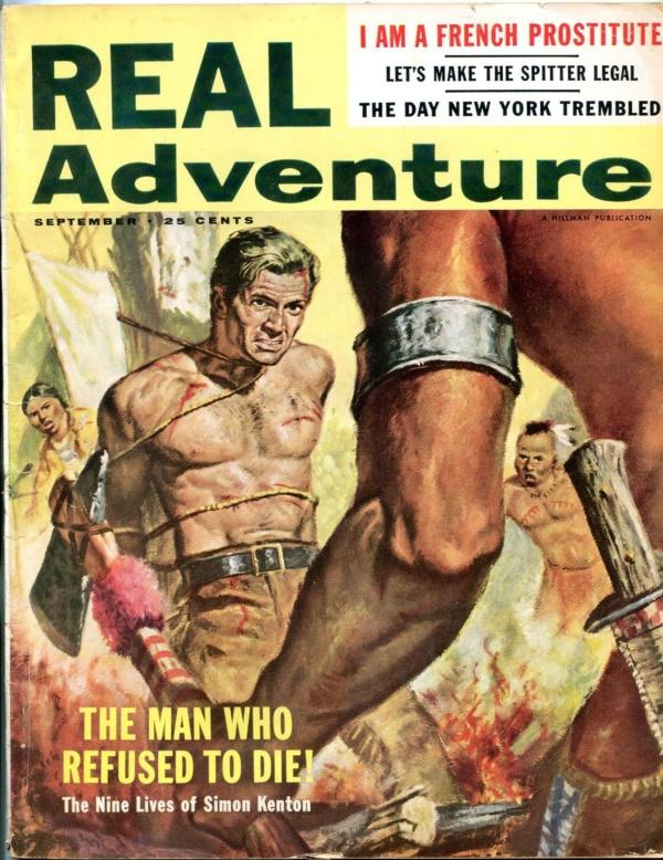 Real Adventure September 1957