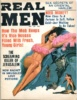 Real Men September 1970 thumbnail