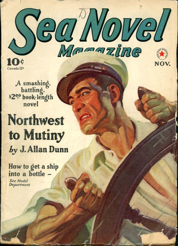 SEA NOVEL MAGAZINE. November 1940