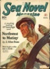 SEA NOVEL MAGAZINE. November 1940 thumbnail