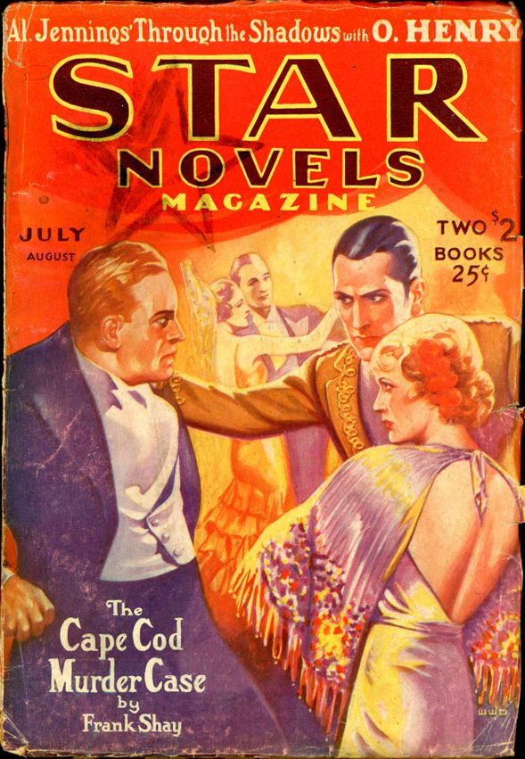 STAR NOVELS MAGAZINE. July-August, 1935