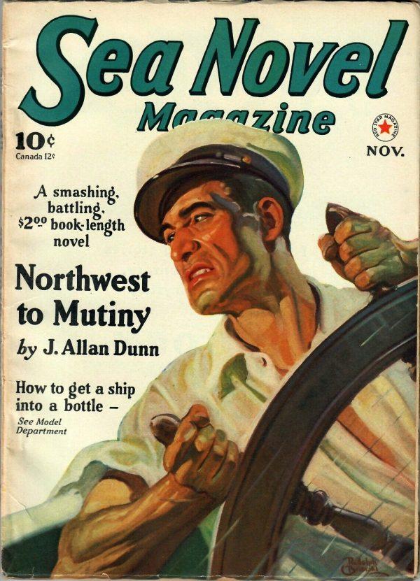 Sea Novel Magazine November 1940