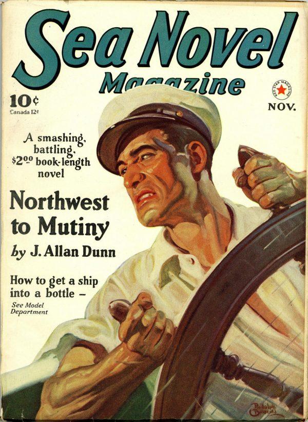 Sea Novel November 1940