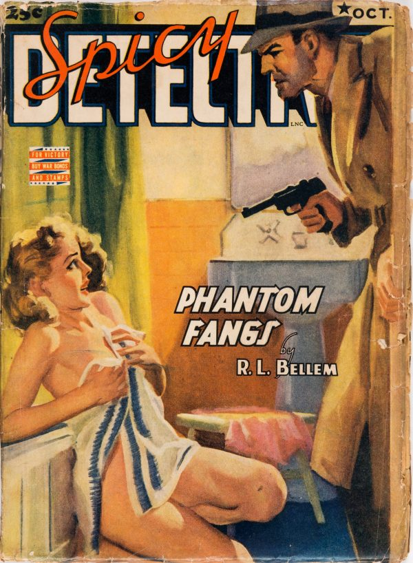 Spicy Detective Stories - October 1942