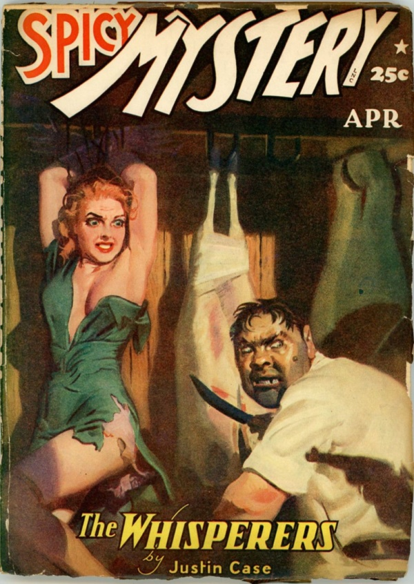 Spicy Mystery, April 1942