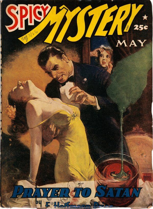 Spicy Mystery - May 1942