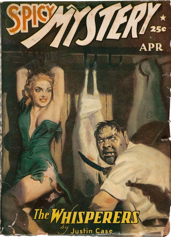 Spicy Mystery Stories - April 1942