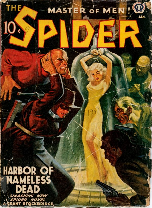 Spider - January 1941