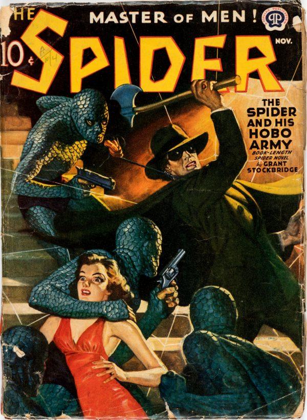 Spider - November 1940