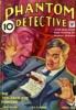 THE PHANTOM DETECTIVE. March 1934 thumbnail