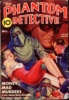 THE PHANTOM DETECTIVE. November 1939 thumbnail